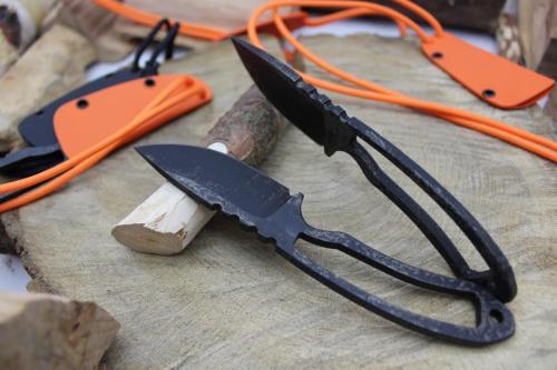 Raw Neck Garbaty Knives