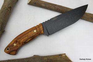 Camper Zebrano Garbaty Knives