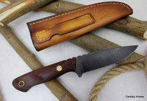 Sowa Azobe Garbaty Knives