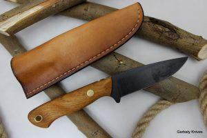 Sowa Teak Garbaty Knives