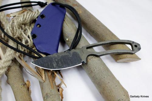Raw Neck Police blue (granat)