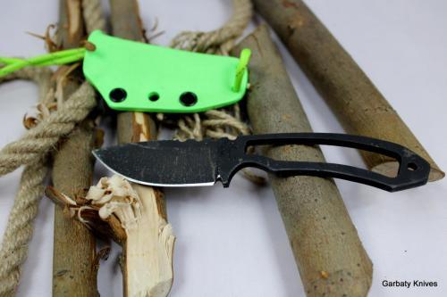 Raw Neck Zombie Green (jasny zielony)