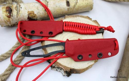 Urban Neck czerwony w kydex